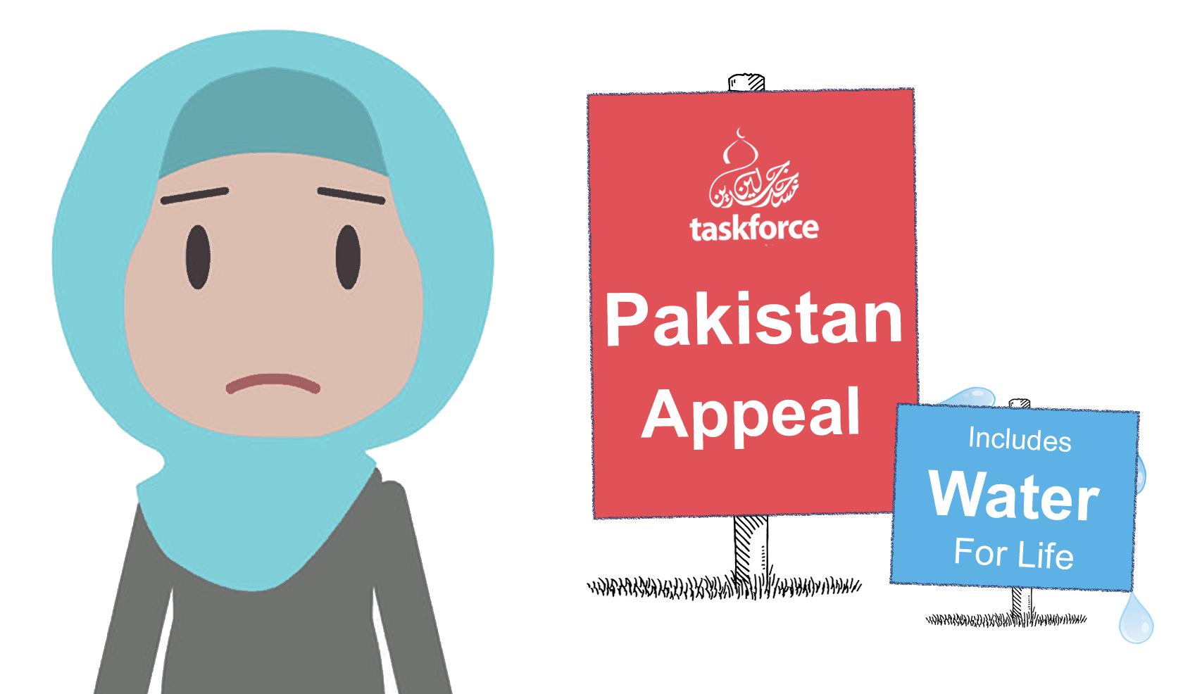 Pakistan Charity Appeal
